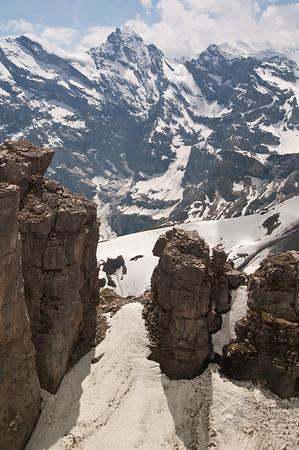 Schilthorn Climb