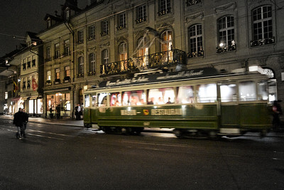 Old Town - Bern Switzerland