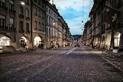 Old Town - Bern Switzerland