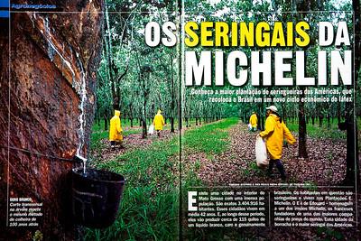 Michelin, Itiquira (MT), 2004, Brasil.