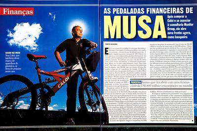 Edson Vaz Musa, empresário, São Paulo, 2003, Brasil.