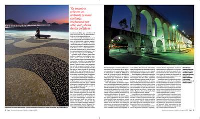 Rio de Janeiro, (ensaio de 2003), publicado em 2009, Brasil.