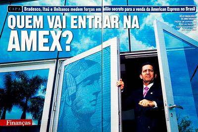 Hélio Magalhães, empresário, São Paulo, 2006, Brasil.