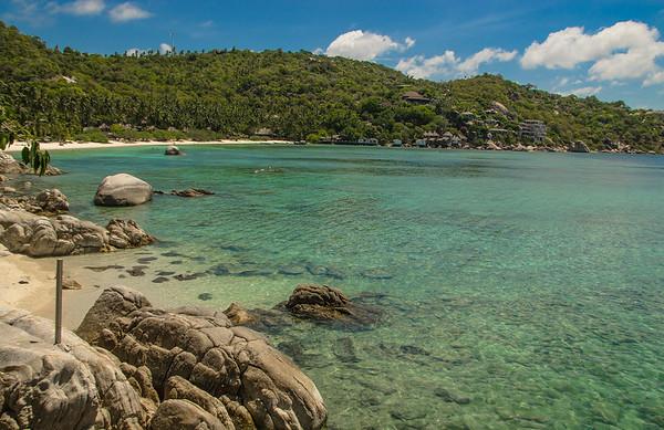 Shark Bay, Koh Tao
