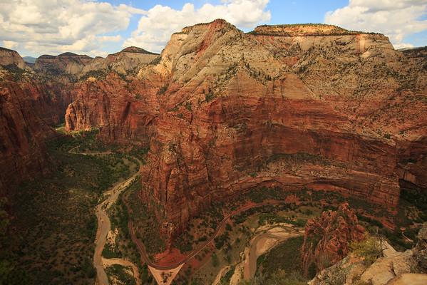 Zion Red Rocks