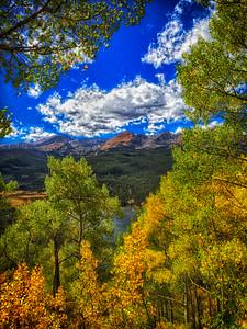 Mountain in Fall