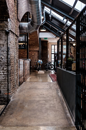 The Bike Shed - Shoreditch