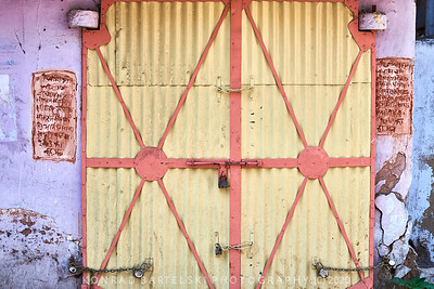 The Corrugated Door
