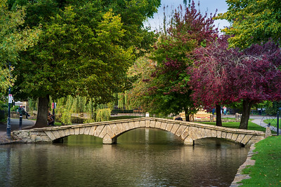 Bourton-on-the-Water, Gloucestershire.