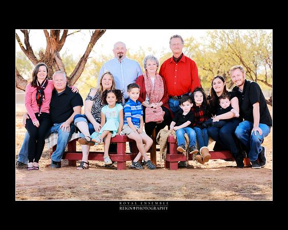 The Dermondy Family