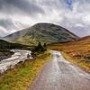 Road to Glen Coe