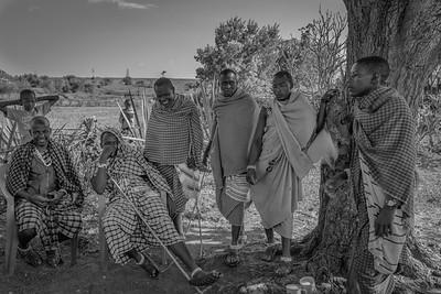 Maasai Gentlemen