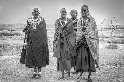 Maasai Wives