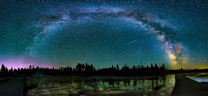 Milky Way Thermals