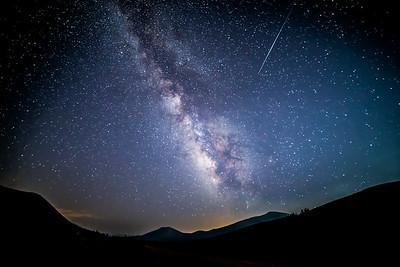 Milky Meteor