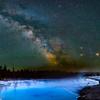 Sapphire Milky Way