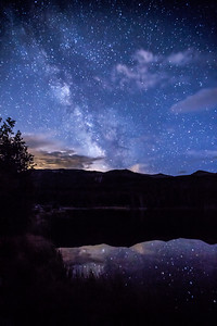 Milky Sprague Reflections