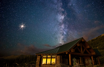 Starry Cabin