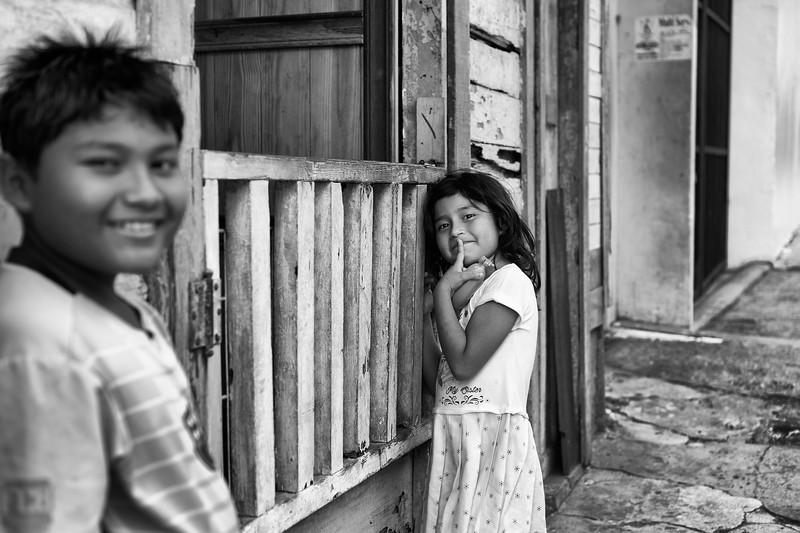 Niños de Huerta Sandoval