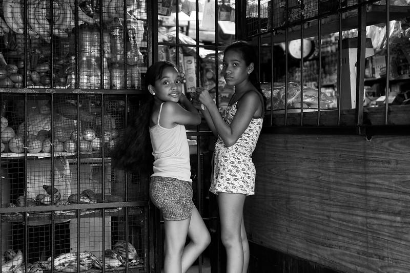 Chicas jovenes