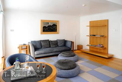 Castell Deudraeth Penthouse Suite