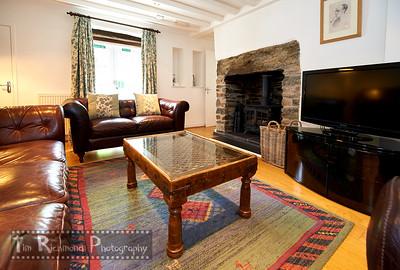 Deudraeth Cottage Lounge