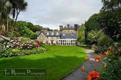 Castell Deudraeth Gardens