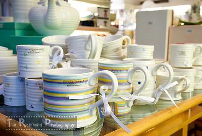 Portmeirion Pottery in Ship Shop