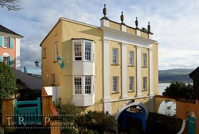 Bridge House Front View