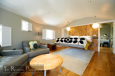 Watch House Bedroom and Lounge