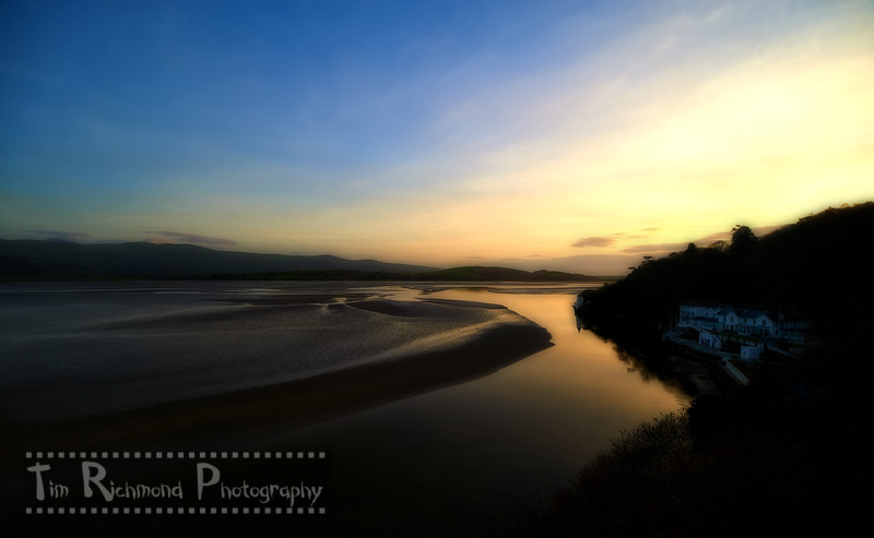 Portmeirion Dreamy Sunset