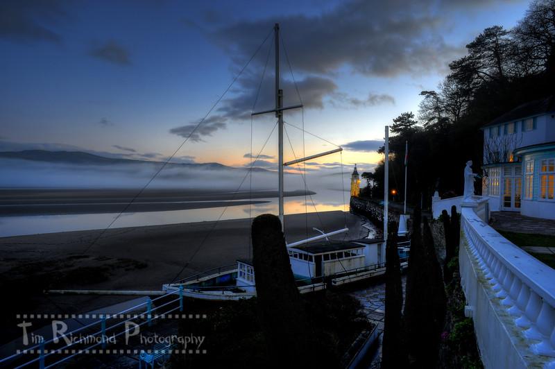 Mist On The Estuary