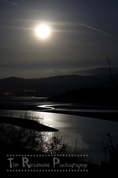 Moonlight On The Estuary