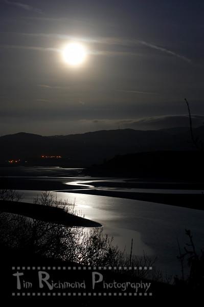 Moonlight On The Estuary