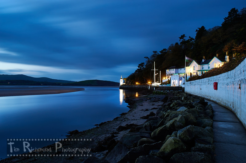 Portmeirion Shore Path