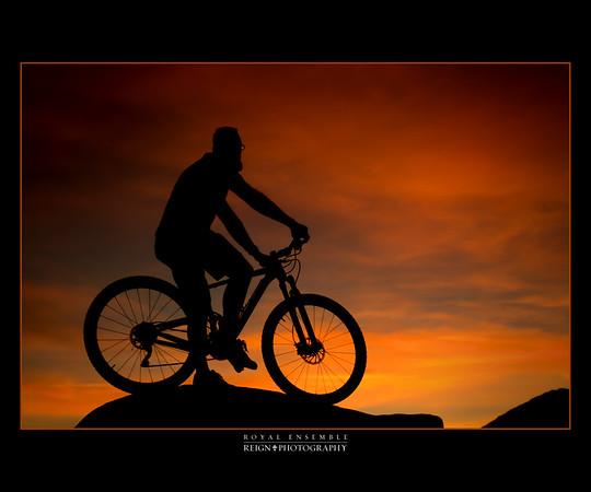 Eat, Sleep, & Mountain Bike