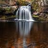 Reflections at Cauldron Falls
