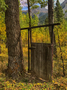 Gate to the Mountain
