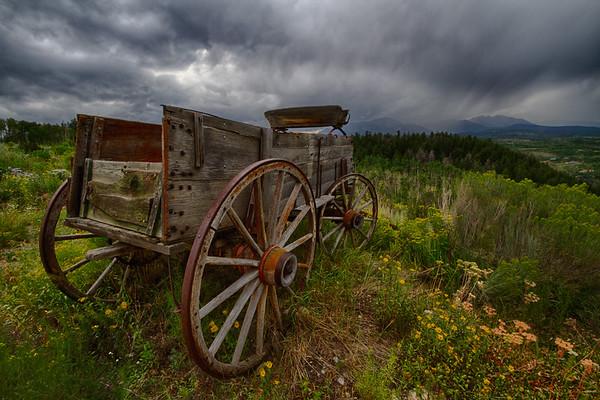 Stormy Wagon