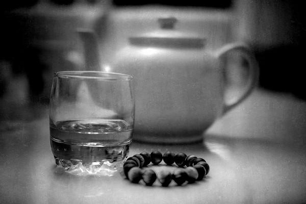 keep calm and tea time
