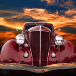 1936 Ford Coup