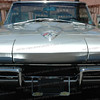1965 Corvette Stingray - The leader into the modern age of the sportscar. The lines are impecable and classic with a distingushable style that only the Stingray possess. This beautiful restoration was captured in Oak Park, California.