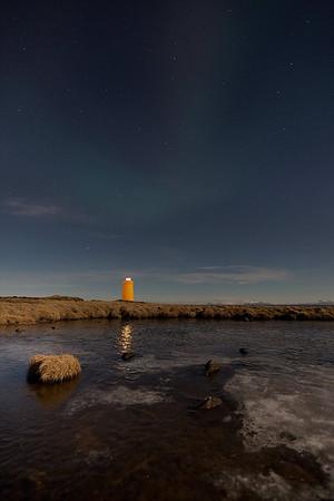 Rekjanes by Moonlight 4
