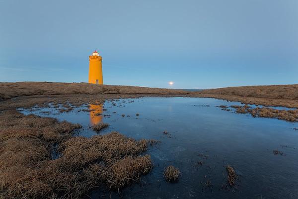 Moonrise Rekjanes 2