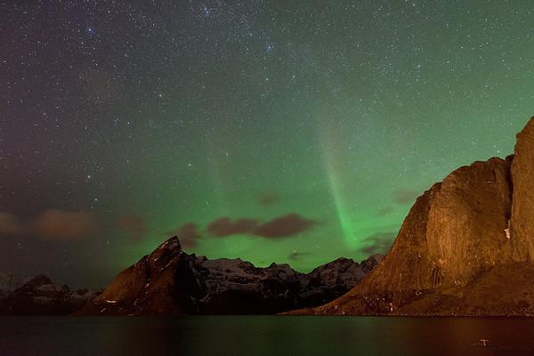 Hamnoy Aurora & Air Glow 2