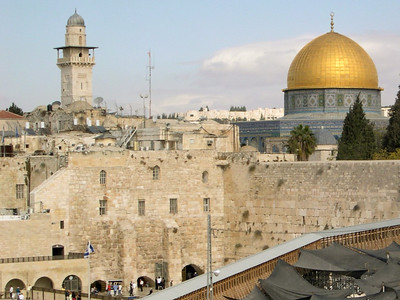 The Western Wall, Jerusalem, Israel