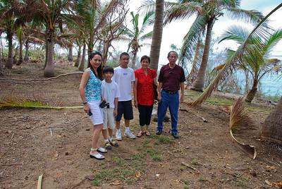 Salazar's beach lot in Sta Fe