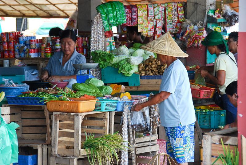 Sta Fe market