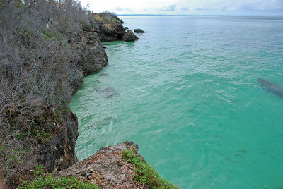 Nice clear waters of Sta Fe, Bantayan, Cebu