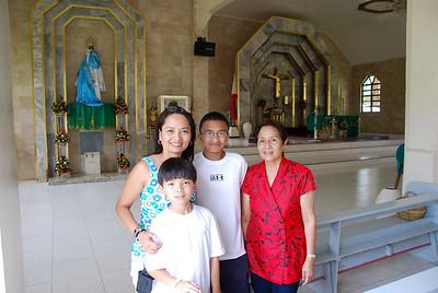 Madridejos church